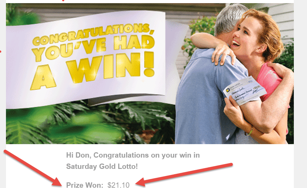 Lotto-Win