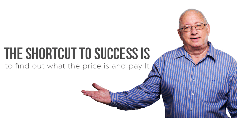 the shortcut to success