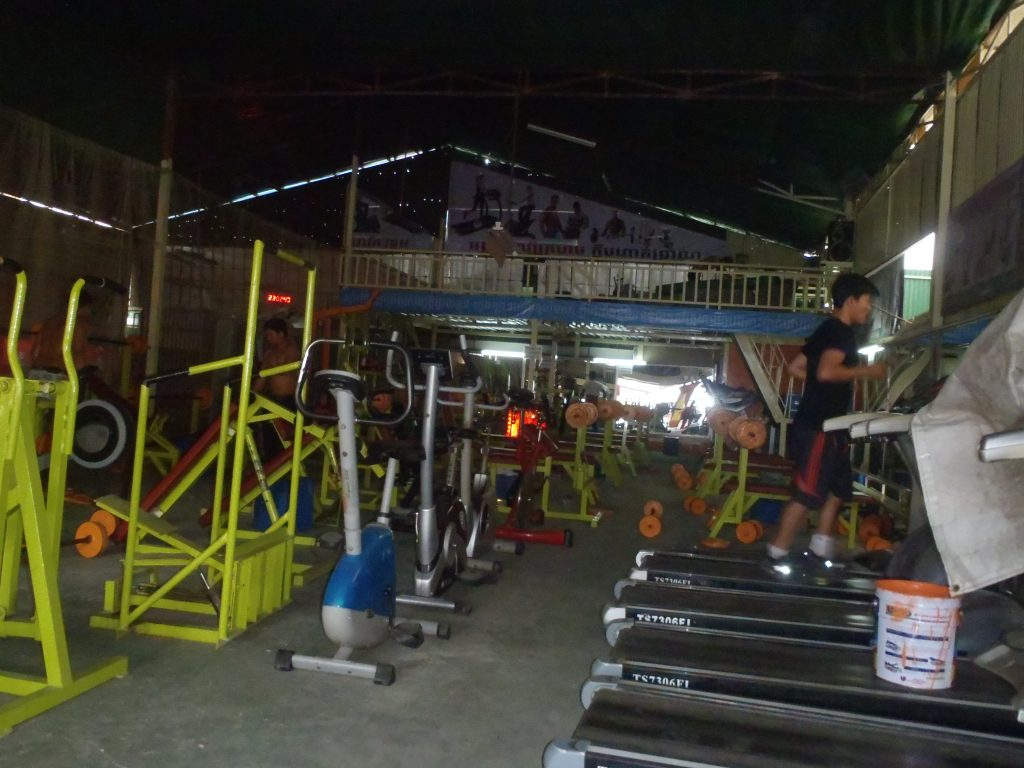 phnom penh gym