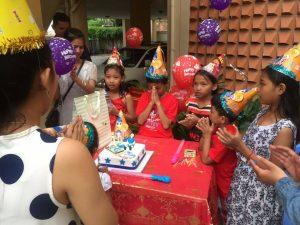 Our Nephews Birthday Party