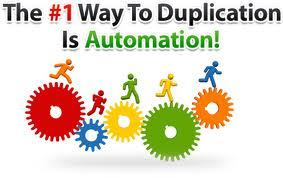 mlm leads duplication by automation