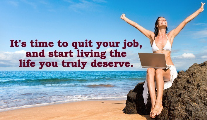 time to quit your job