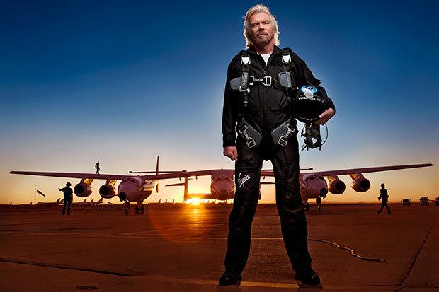 Apacheleads - Richard Branson