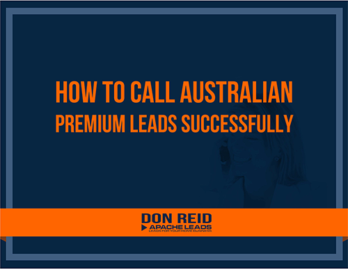 Apache Leads How To Call Australian Premium Leads Successfully