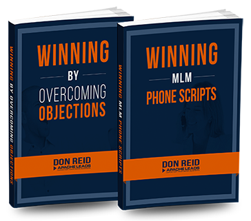 mlm training phone scripts