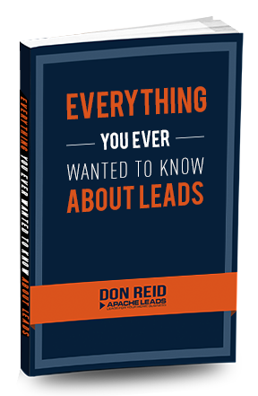 Everything you ever wanted to know about leads, book cover