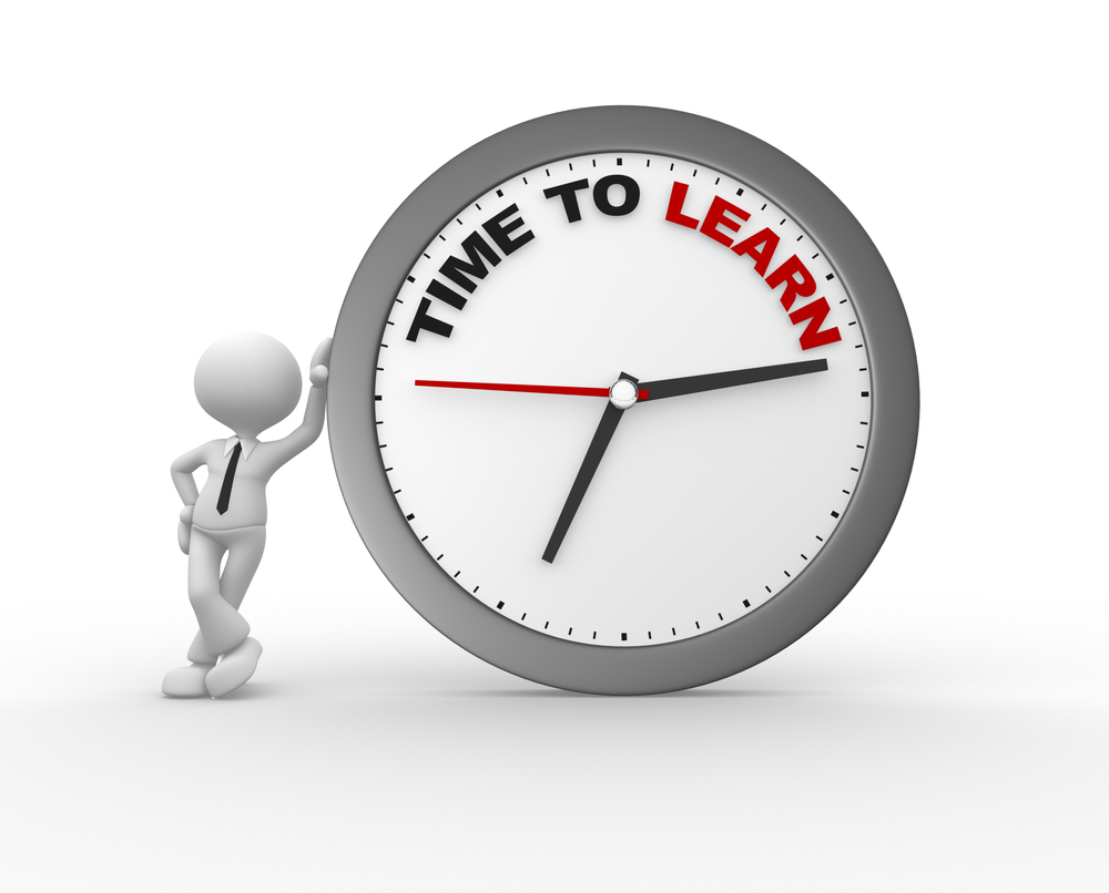 MLM Leads time to learn
