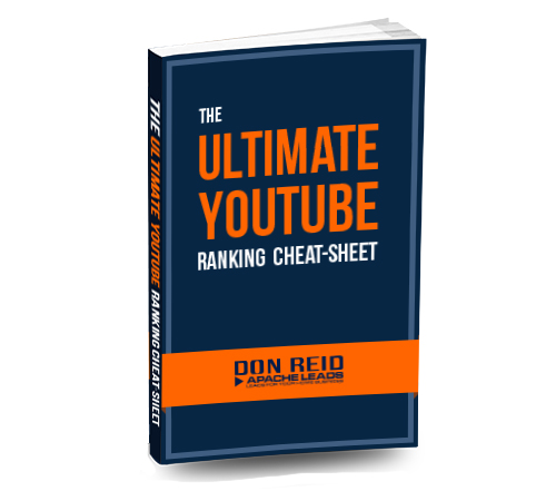 Ultimate Youtube Cheat Sheet book cover