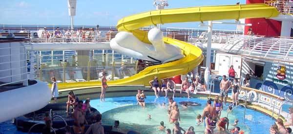 cruise ship pool free mlm training