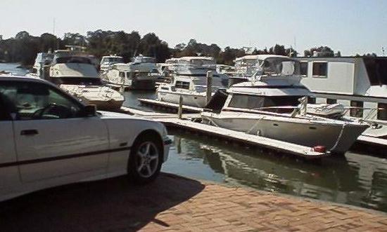 Goodbye car and boat