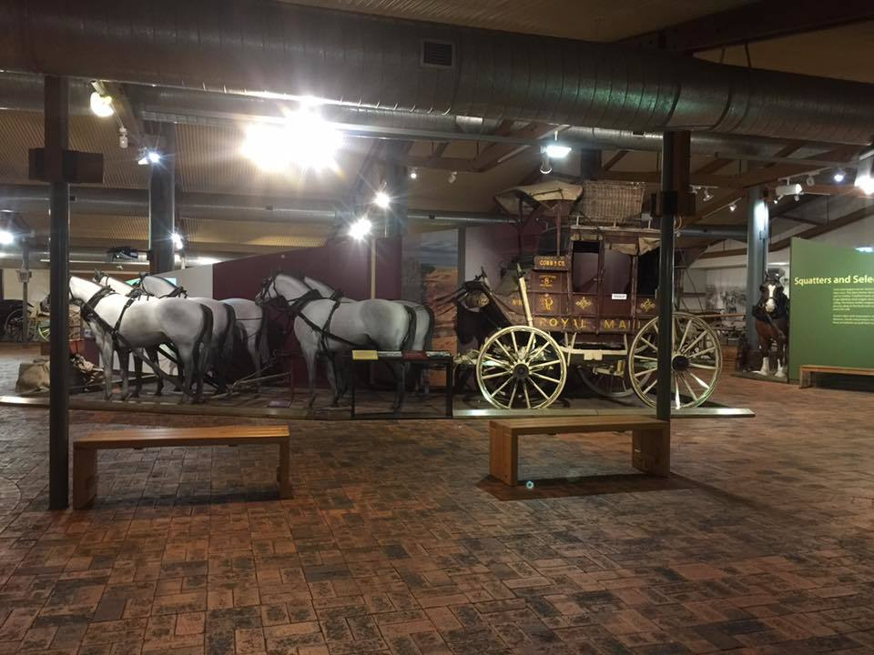 stage coach in toowoomba