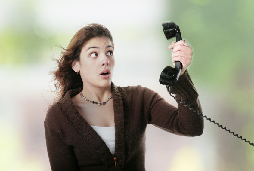 Overcome Phone Fear