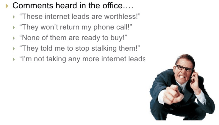 Why Won't Leads Return My Call