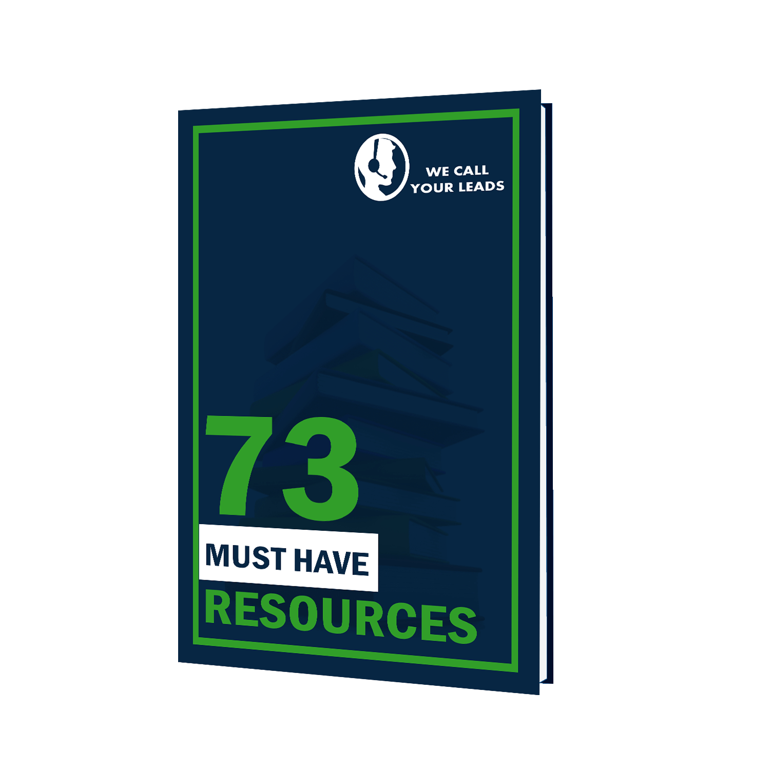 73 Must Have Resources Book