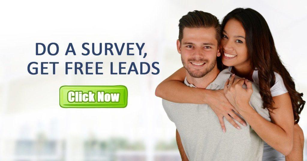 Do a Survey, Get FREE Leads