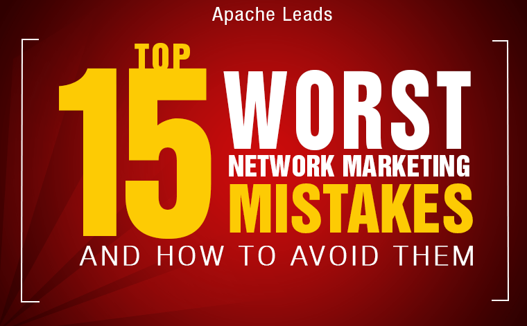 Cheat Sheet: 15 Worst Mistakes and How To Avoid Them