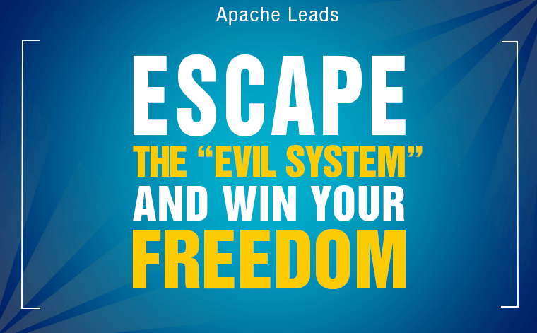 Escape The Evil System And Win Your Freedom