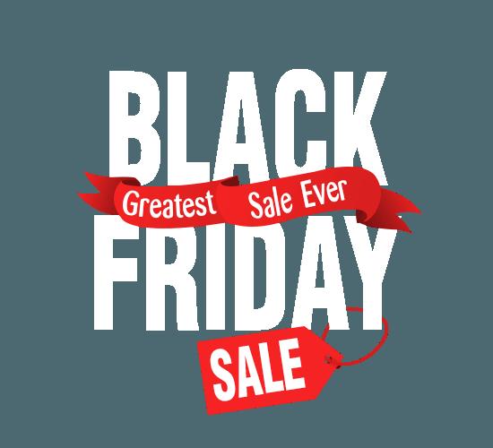 Apache Leads Black Friday Logo