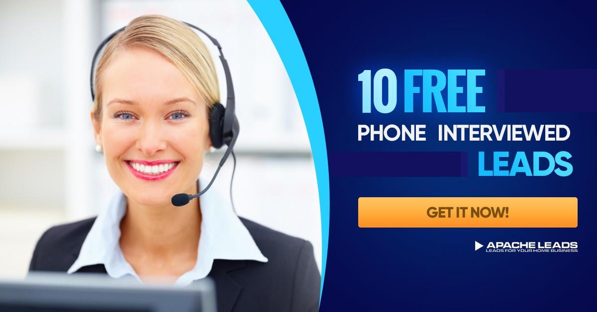 Fresh Free Premium MLM Leads