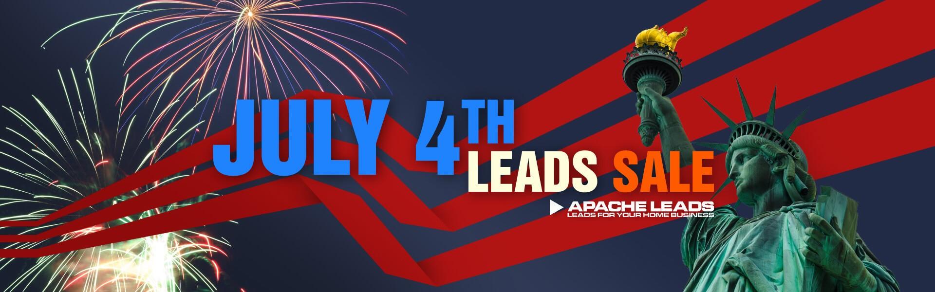 Happy July 4th Sale!