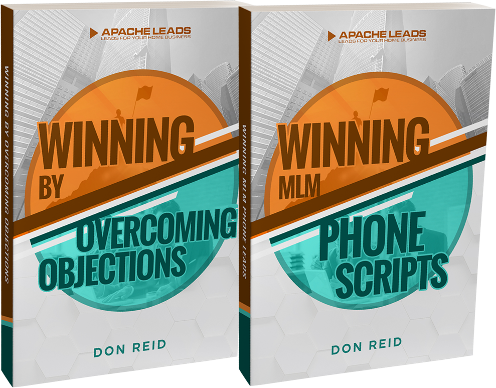 Winning By Overcoming Objections and Winning MLM Scripts
