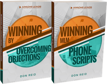 Winning By Overcoming Objections and Winning MLM Phone Scripts