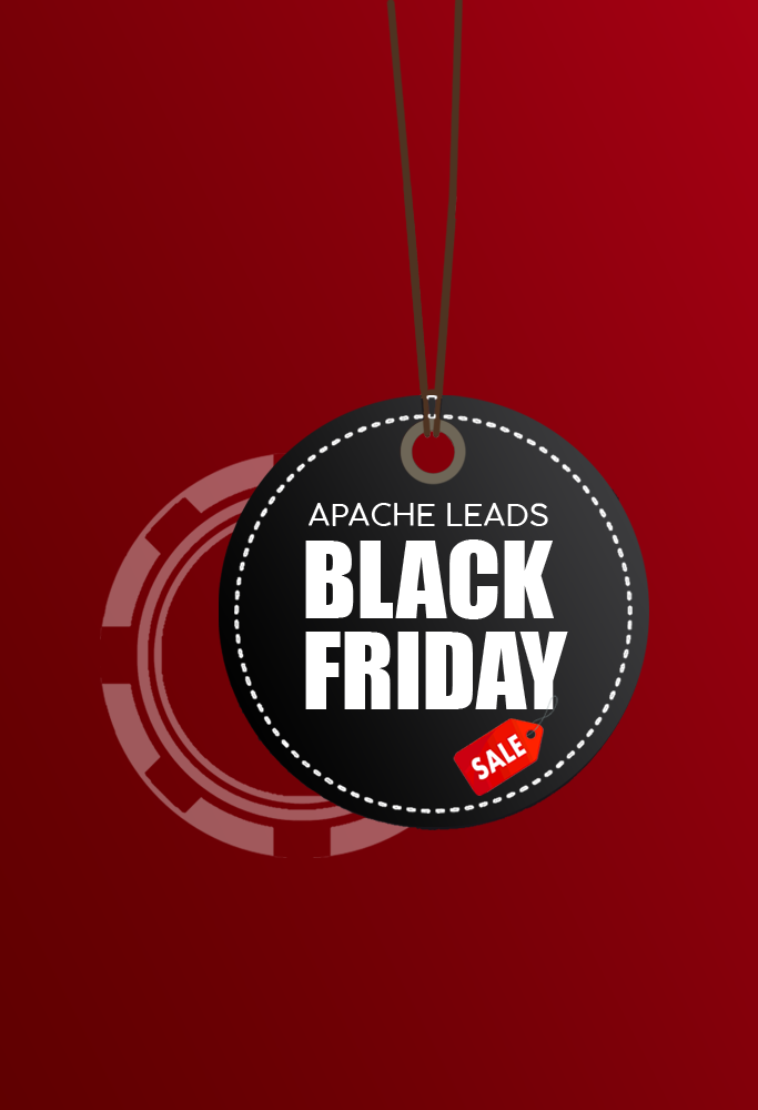 Black Friday MLM Leads Sale