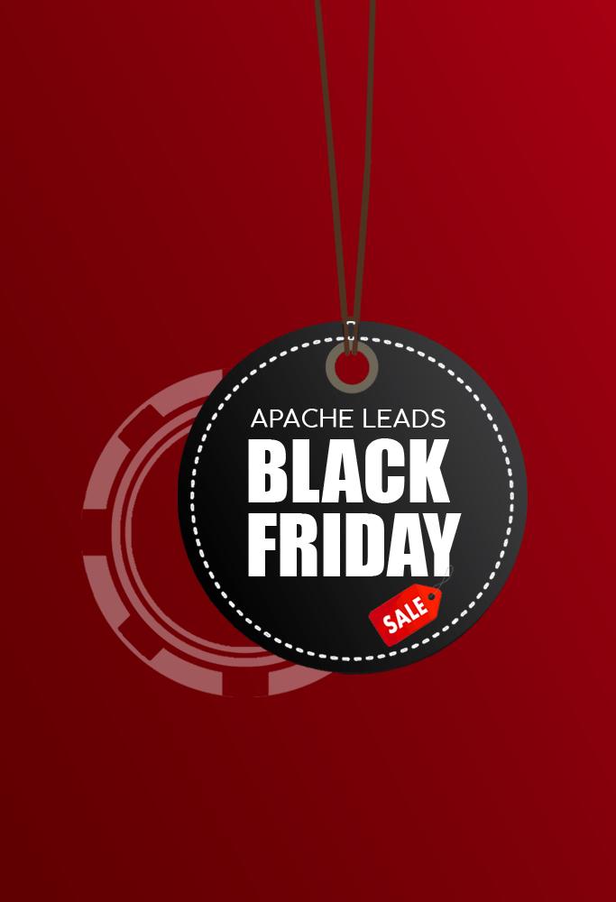 Black Friday MLM Leads Sale