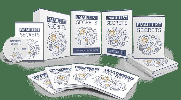 Email List Secrets Course