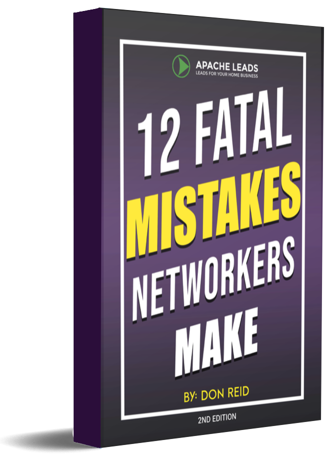 12 Fatal Mistakes Network Marketers Make