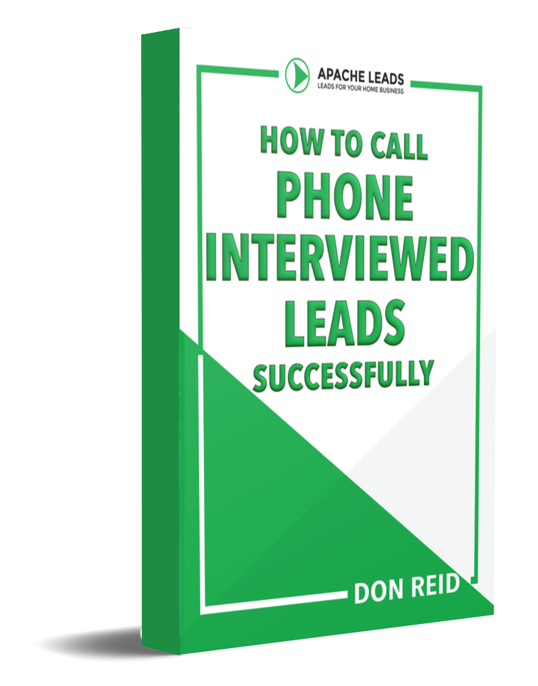 How To Call Phone Interviewed Leads Successfully