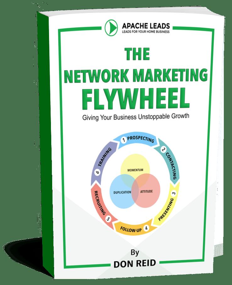 The Network Marketing Flywheel